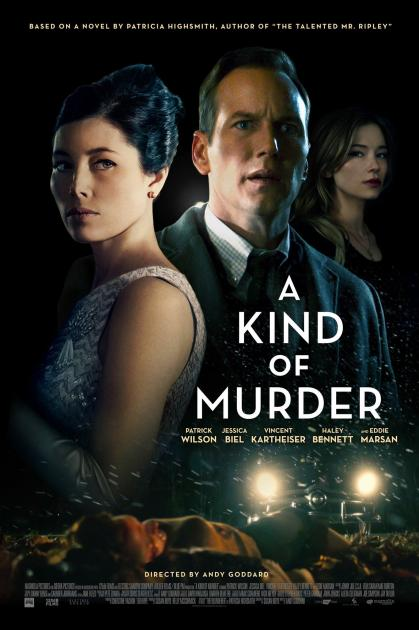 Poster A Kind of Murder (2016)