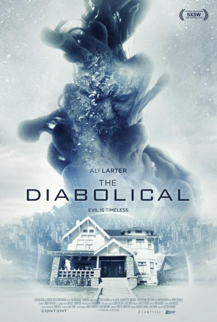 Poster The Diabolical (2015)