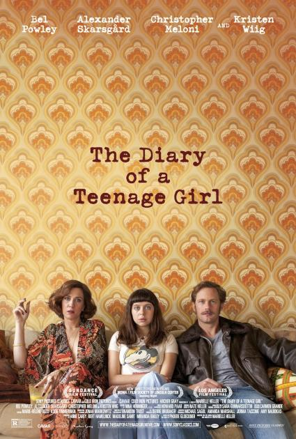 Poster The Diary Of A Teenage Girl (2015)