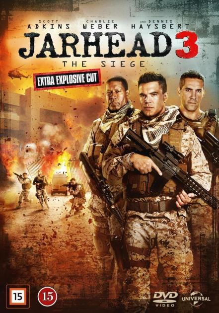 Poster Jarhead 3: The Siege (2016)