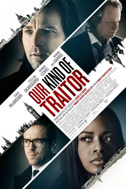Poster Our Kind of Traitor (2016)