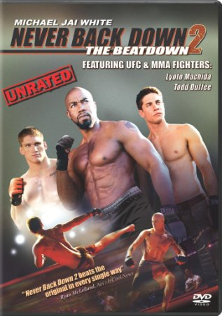 Poster Never Back Down 2 (2011)