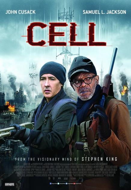 Poster Cell (2016)