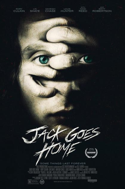 Poster Jack Goes Home (2016)