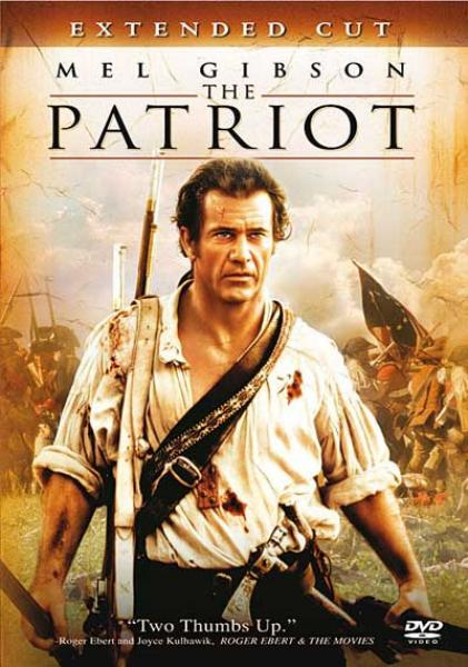 Poster The Patriot (2000)
