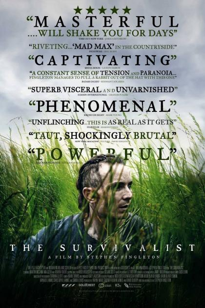 Poster The Survivalist (2016)