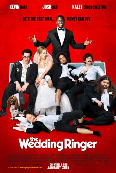 Poster The Wedding Ringer (2015)