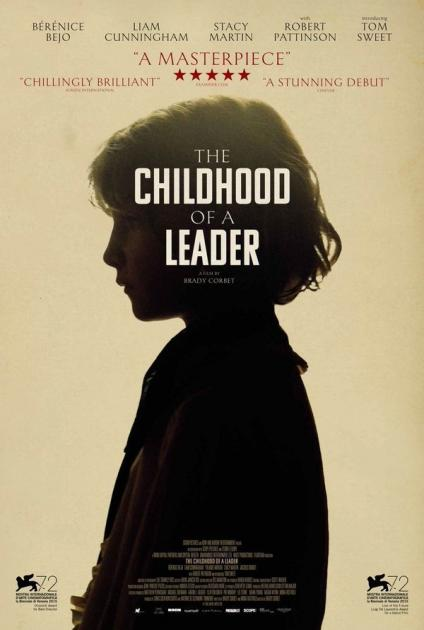 Poster The Childhood of a Leader (2016)