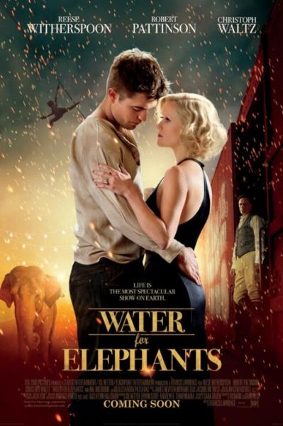 Poster Water for Elephants (2011)