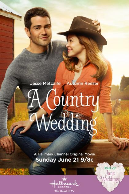 Poster A Country Wedding (2015)