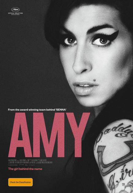 Poster Amy (2015)