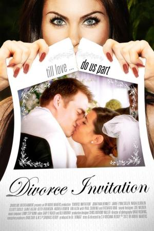 Poster Divorce Invitation (2012)