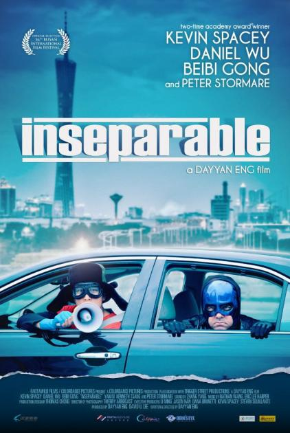Poster Inseparable (2011)
