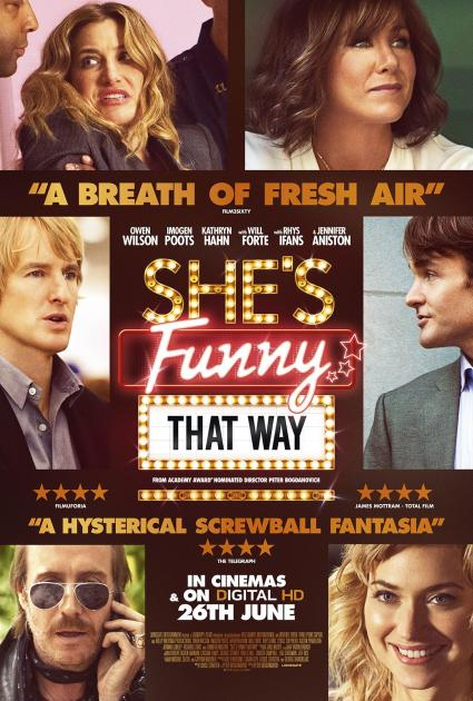 She s Funny That Way (2014)