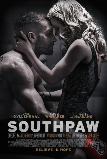 Poster Southpaw (2015)