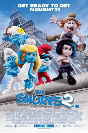 Poster The Smurfs 2 (2013)