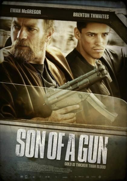 Poster Son of a Gun (2014)