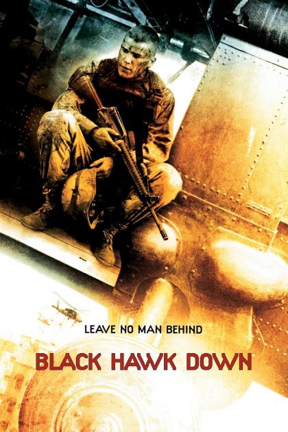 Poster Black Hawk Down (2001)