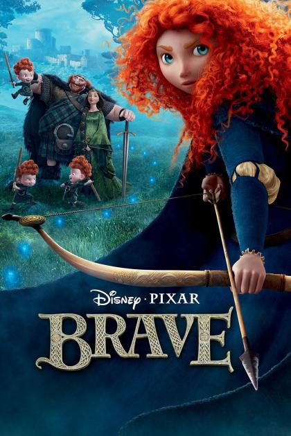 Poster Brave (2012)