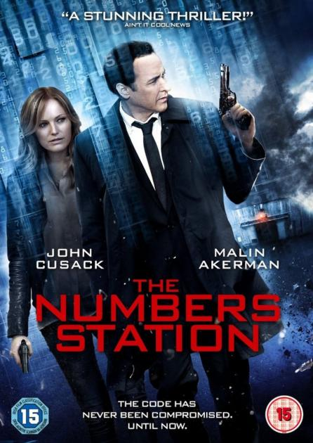 Poster The Numbers Station (2013)