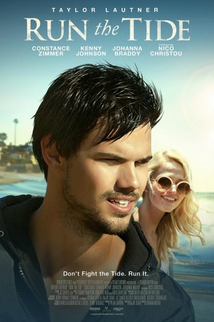Poster Run the Tide (2016)
