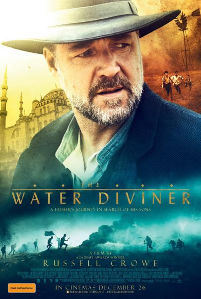 Poster The Water Diviner (2014)