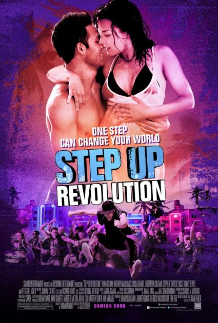 Poster Step Up Revolution (2012)