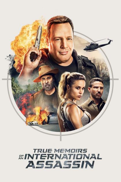 Poster The True Memoirs of an International Assassin (2016)