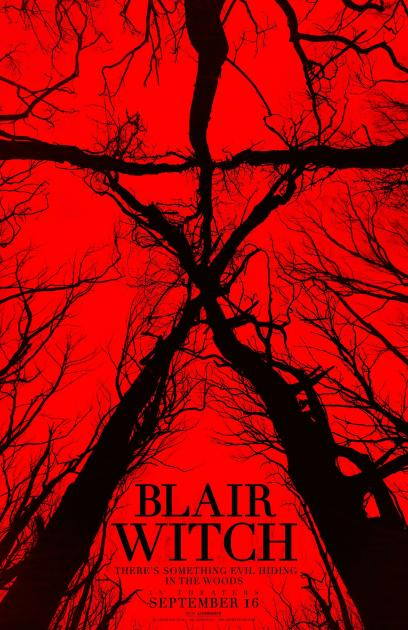 Poster Blair Witch (2016)