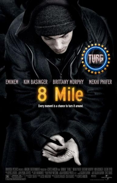 Poster 8 Mile (2002)