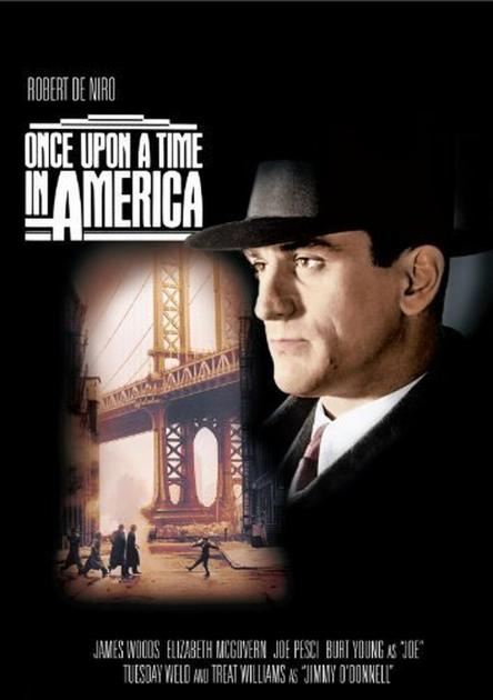 Poster Once Upon a Time in America (1984)