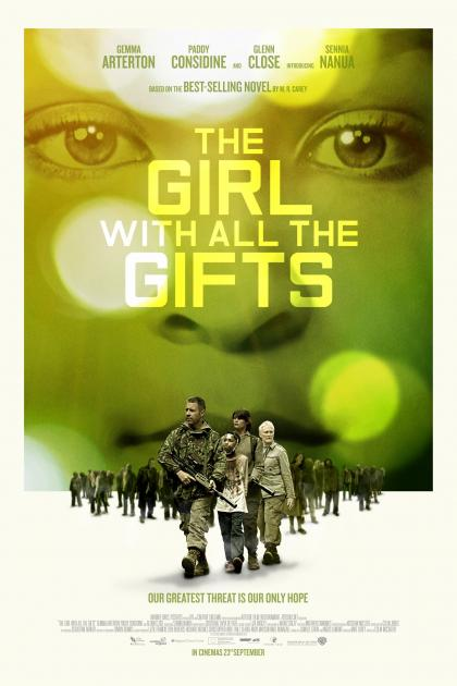 Poster The Girl with All the Gifts (2016)