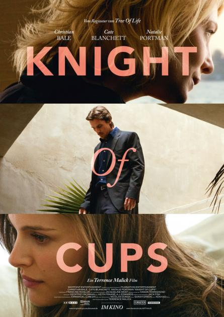 Poster Knight Of Cups (2015)