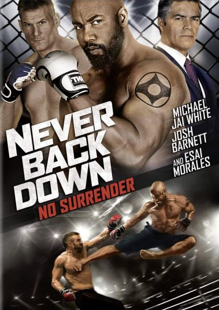 Poster Never Back Down: No Surrender (2016)