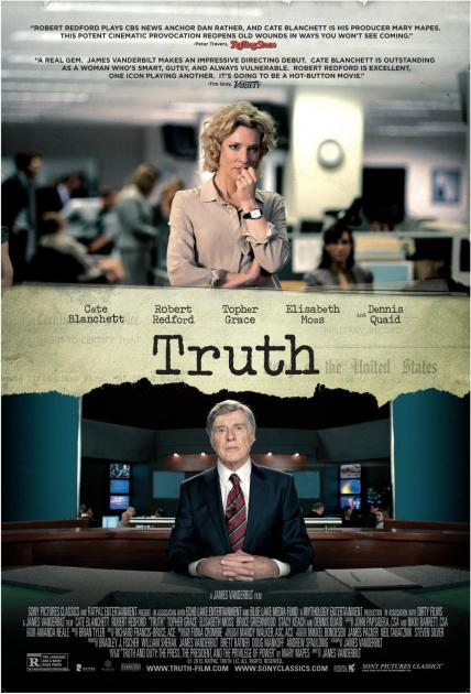 Poster Truth (2015)