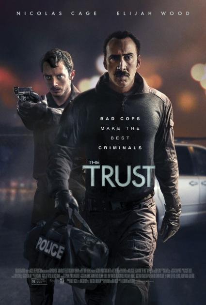 Poster The Trust (2016)
