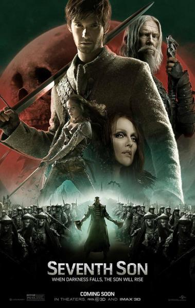 Poster Seventh Son (2014)