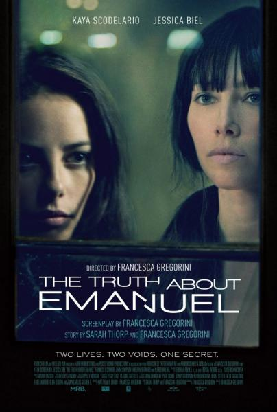 Poster The Truth About Emanuel (2013)