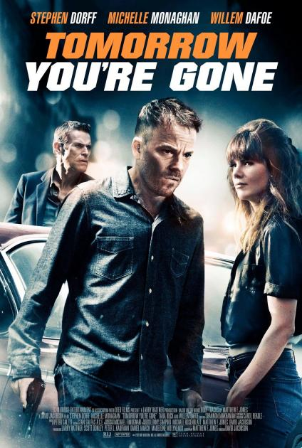 Poster Tomorrow You're Gone (2012)