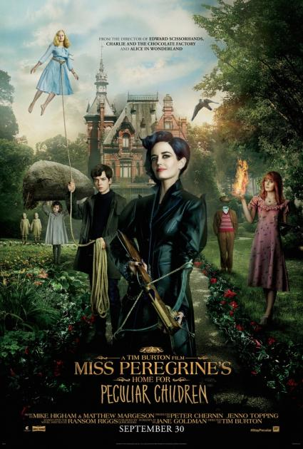 Miss Peregrines Home for Peculiar Children (2016)