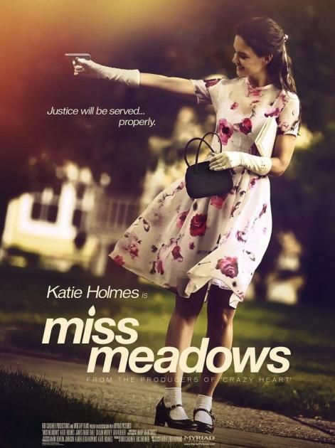 Poster Miss Meadows (2014)