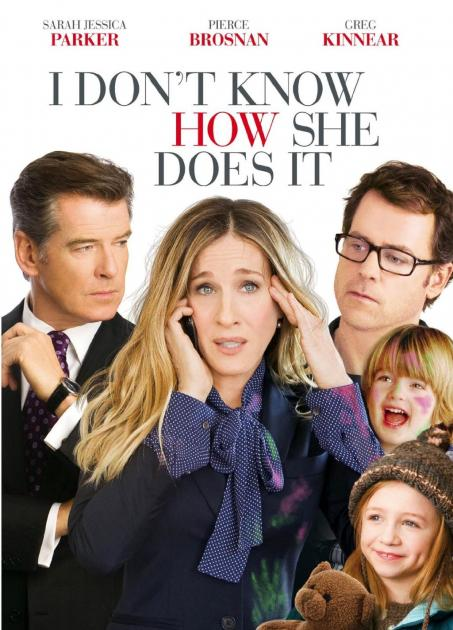 I Don't Know How She Does It (2011)
