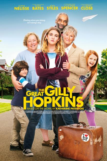 Poster The Great Gilly Hopkins (2016)