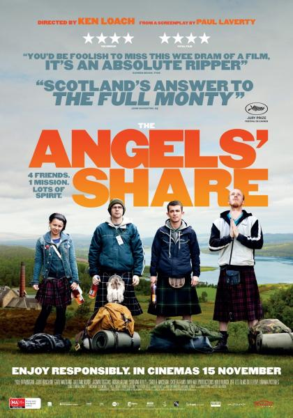 The Angels Share (2012)