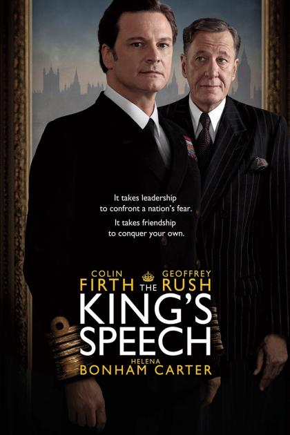 Poster The King's Speech (2010)