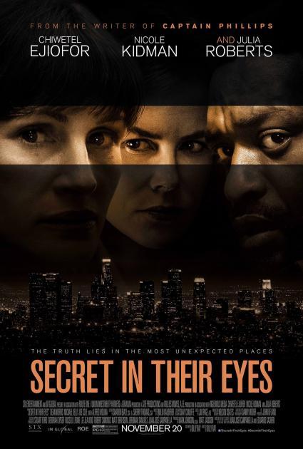 Poster Secret in Their Eyes (2015)