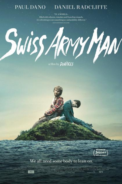 Poster Swiss Army Man (2016)