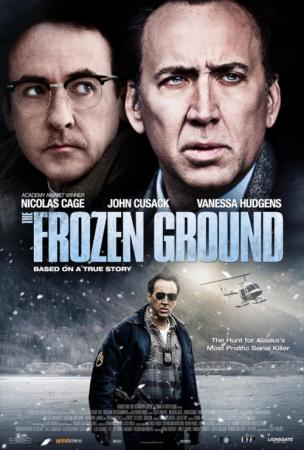 Poster The Frozen Ground (2013)