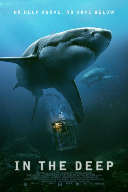 Poster In The Deep (2016)