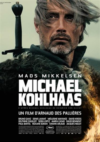 Poster Michael Kohlhaas (2013)